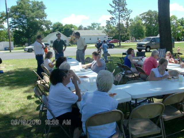 Faith Bible Church Picnic